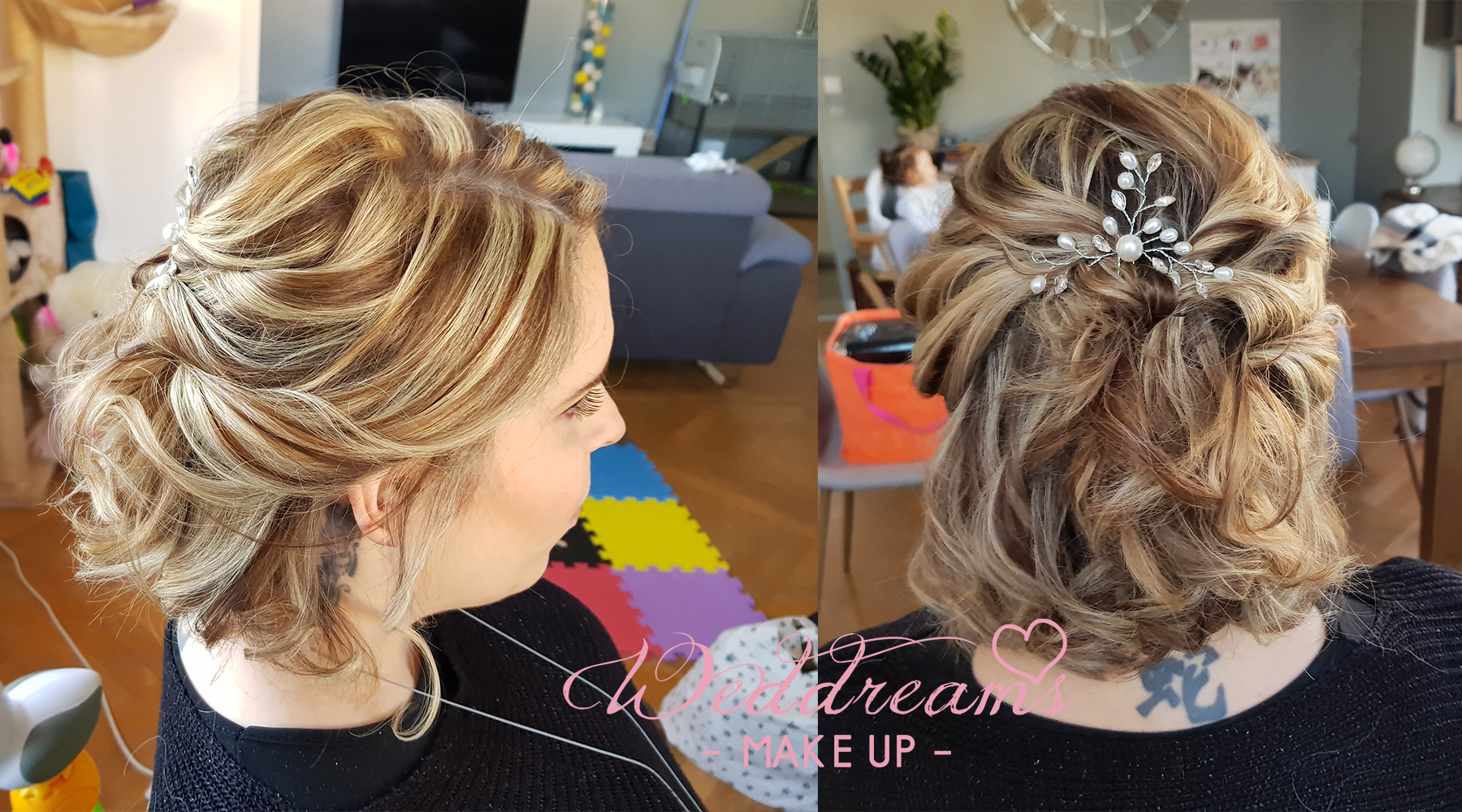 coiffure maquillage mariage rhone