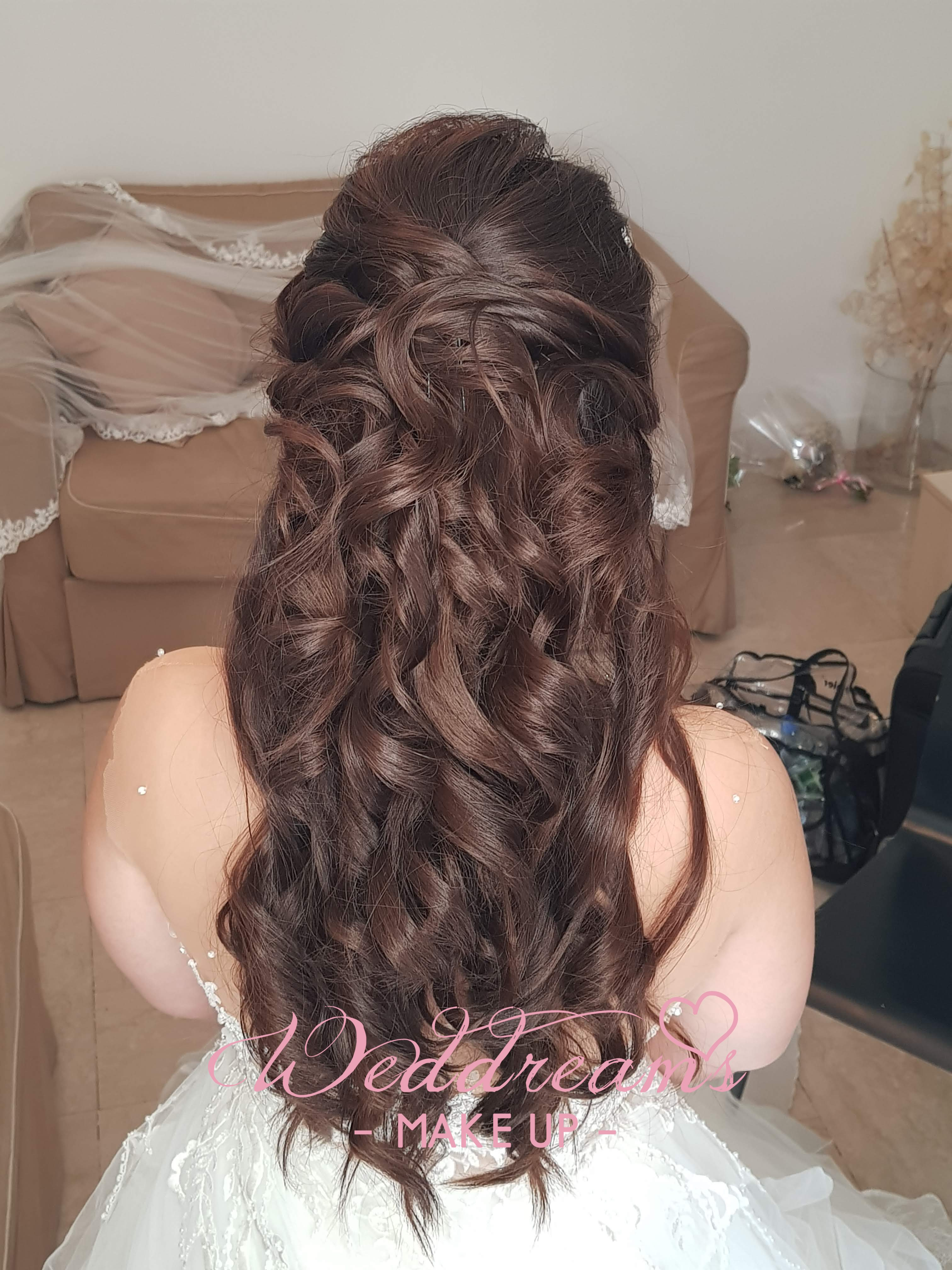 coiffeuse professionnelle mariage